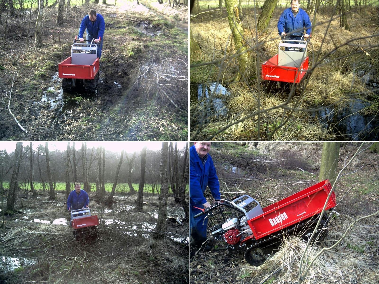 Small Transporter Machines Motorised Wheelbarrow Electric Fisher Plow Headlight Wiring Diagram Special Construction